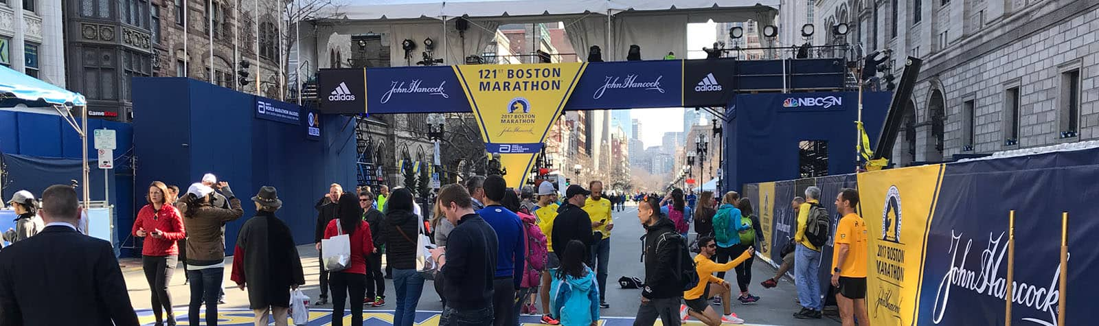 Boston Marathon 2017